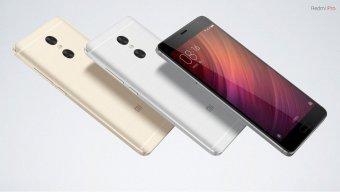 Xiaomi Redmi Pro 3GB - 64 GB - Dual SIM - Silver