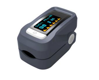 Acediscoball Finger Oximeter Portable