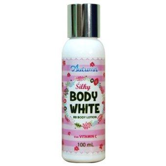 Autumn Silky Body White BB Body Lotion