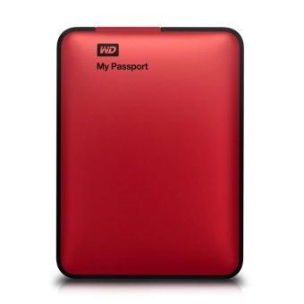 Jual Western Digital My Passpot Essential - 2 TB - Merah Harga Termurah Rp 1999000. Beli Sekarang dan Dapatkan Diskonnya.