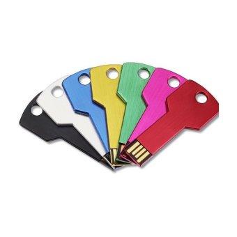 Incipient 32GB 7 Pieces Key Design Flash Drive (Multicolor) - Intl