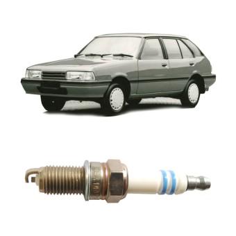 harga Bosch Busi Mobil Mazda MR 90 1.4 WR8DPP30W - 0242230599 - 1 Buah - Putih Lazada.co.id