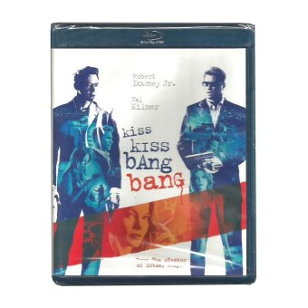 Warner Bros Kiss Kiss Bang Bang Blu-ray