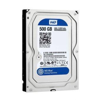 Western Digital Hardisk 500GB 3.5