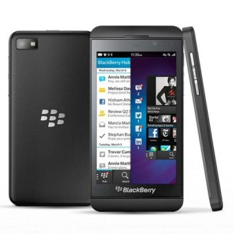 Blackberry Z10 - 16GB - Hitam