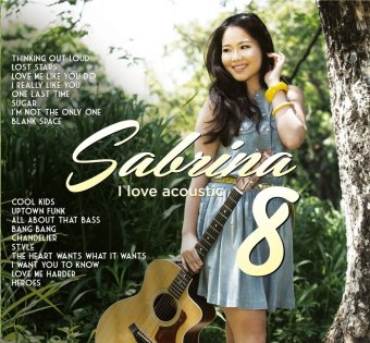 Universal Music Indonesia Sabrina - I Love Acoustic 8