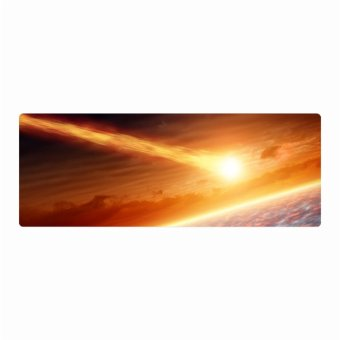 60*40*0.3cm Large Computer Gaming Mouse Mat Mousepad Easy Move (Intl)