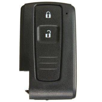 Autoleader New 2 Buttons Smart Remote Key Keyless Entry Case Shell Fit for Toyota Prius Fob - Intl