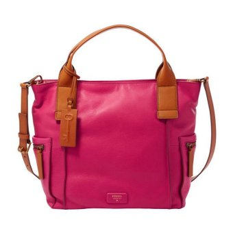 Fossil Emerson Satchel - Pomegranate, ZB 6722661