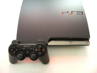 Refurbish Sony Ps3 Slim + hdd 160 Gb + 2 Stick Full Games Injek dan Kaset