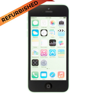 Refurbished Apple iPhone 5C - 16 GB - Hijau - Grade A