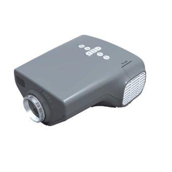Mini Multimedia Home Projector Black (Intl)