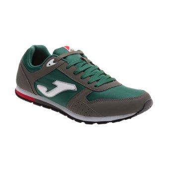harga Joma Tornado Casual Sneakers Pria - Green Lazada.co.id