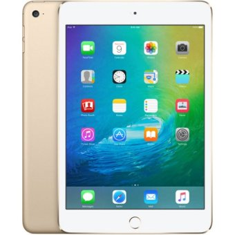 Apple Ipad Mini 4 Wifi Only - 16GB - Gold