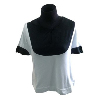 harga Nope USA Made - Atasan Kaos Baju Wanita LT 010 - Putih Lazada.co.id