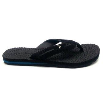 harga Kalibre Metronome Sandal Jepit Outdoor Adventure Slipper 960001-009 - Hitam Biru Lazada.co.id