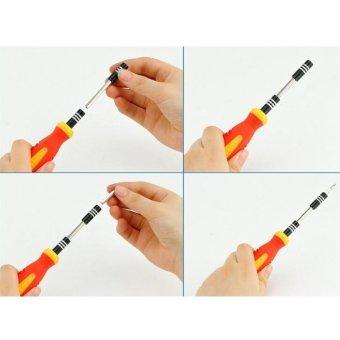 Jackly 32 in 1 Precision Screwdriver Professional Repair Tool Kit - JK-6032B