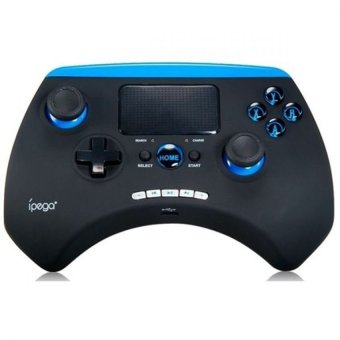 Ipega Bluetooth Game Controller with TouchPad for Smartphone and Tablet - PG-9028 - Black