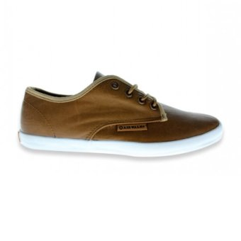 harga Airwalk Andrew Mens Lifestyle Shoes - Brown Lazada.co.id