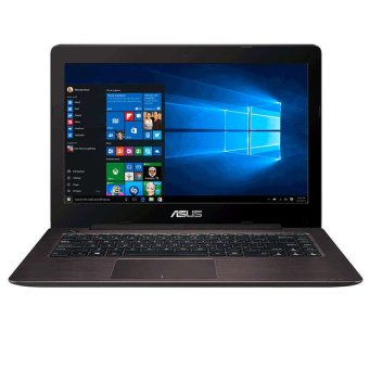 Asus A456UF - Windows 10 - Intel Core i5-6200U - RAM 4 GB - NVIDIA® GeForce® GT930M 2GB - HDD 1TB - 14