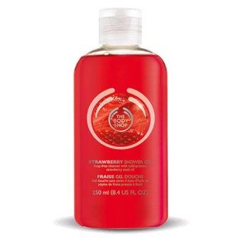 The Body Shop - Strawberry Shower Gel