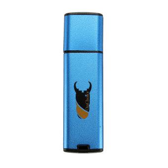16GB USB 3.0 Capacity Flash Memory Stick Pen Drive Storage Blue - Intl
