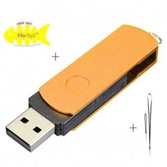 FbscTech Swivel Gold 8GB USB 2.0 Memory Stick Pendrive- Intl