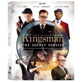 Kingsman: The Secret Service (Blu-ray) (Intl)
