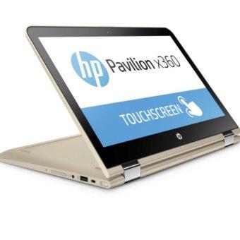 HP Pav x360 Convert 13-u031TU Resmi (Intel®Core i3 6100U-4GB-500GB-13