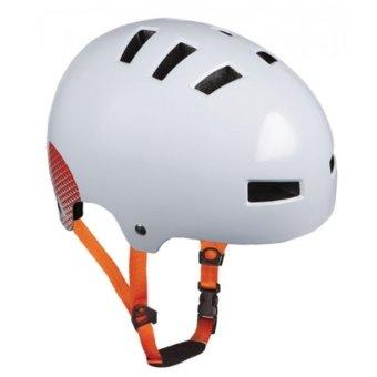harga Limar Helm Sepeda BMX 360 O - Putih Lazada.co.id