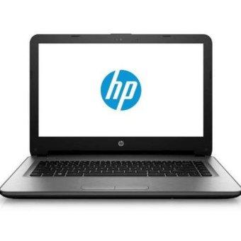 Jual HP 14-am008tu - RAM 2GB - DualCore N3060 - 14 - Silver(Silver)