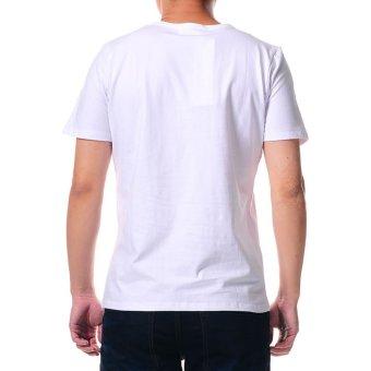 iROCK 100% Cotton O Neck Camiseta Unisex Short Sleeve T Shirt (Intl)