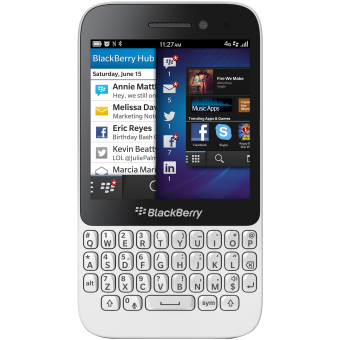 Blackberry Q5 - 8 GB - Putih