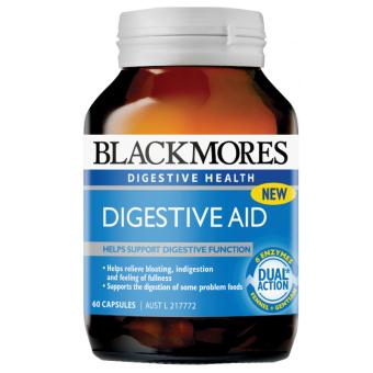 Blackmores Digestive Aid - 60 Capsules