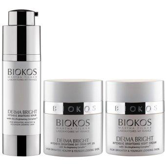 harga Biokos Paket Derma Bright Moisturizer Lazada.co.id