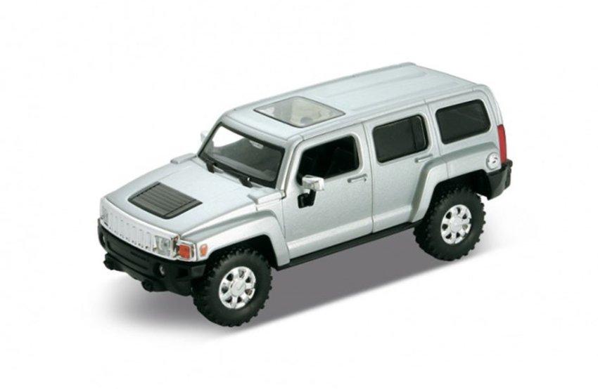 harga Welly Nex Hummer H3 silver diecast mobil 11 cm Lazada.co.id