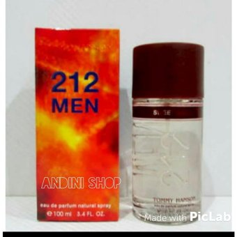 212 Men Sweet Choco Lim_store by Tommy Hanson 100ml