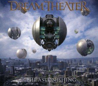 Warner Music Indonesia - CD Dream Theatre - The Astonishing