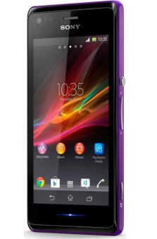 Sony Xperia M C1905 - Purple