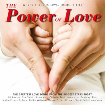 Warner Music Indonesia - Various Artist - The Power Of Love