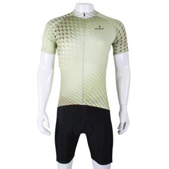 PALADIN 291 SPORT Cycling Men's Short Sleeve Jersey and Pants Set M - Intl