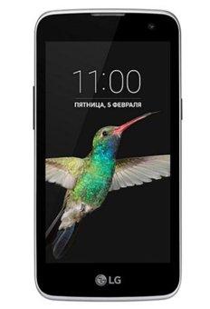 LG K4 8GB - Hitam Biru
