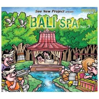 Maharani Record - Bali Spa Part 3 - Music CD