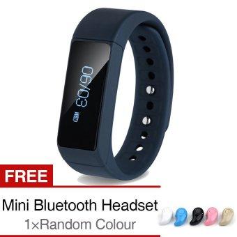 I5 Plus Smart Bluetooth 4.0 Watch PK XiaoMi 1S(Blue) - Intl