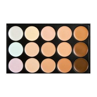 Concealer Cream Series 15 Colors Camouflage Concealer Palette