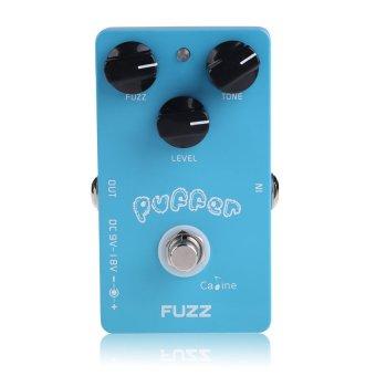 HDL CP-11 Puffer FUZZ Guitar Effects Guitar Digital Delay Pedal Effect Pedal (Intl) (Intl)
