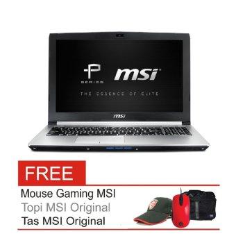 MSI PE60 2QE - 15.6