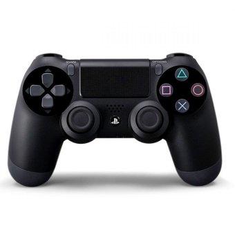 Sony Stik PS4 Original - Hitam
