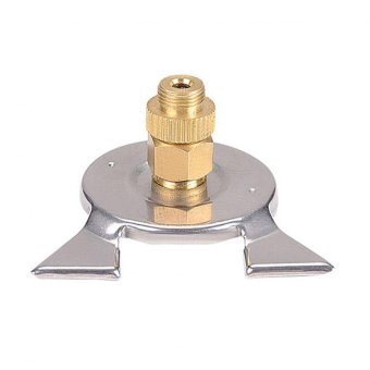 BRS-17B Stove Connector Gas Adaptor Camping Connector Outdoor Cookware - Intl