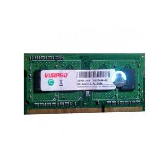 Visipro - SODDIM - DDR3 PC12800 - 4GB - LV